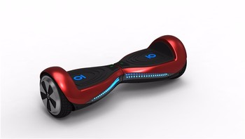 IO CHIC reliable quality self balancing 6.7in/17cm best scooters