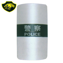 Handled style Polycarbonate Anti riot Shield