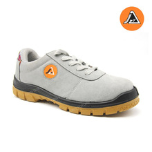 china cheap price grey color anti abrasion safety shoe item#0703S3