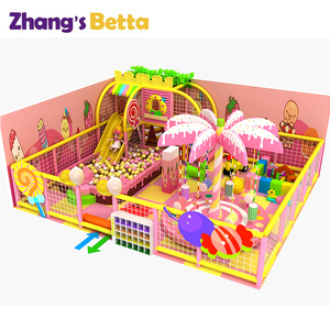 Children Commercial Entertainment Equipment For Sale kids indoor playground
