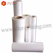 Matte 125 micron PET Laminating Film Roll for Packaging