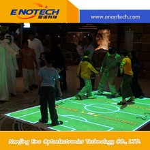 night club interactive floor interactive floor projetion usd in hotel