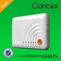 Concox anti-theft alarm with pir sensor/siren/door sensor GM02N