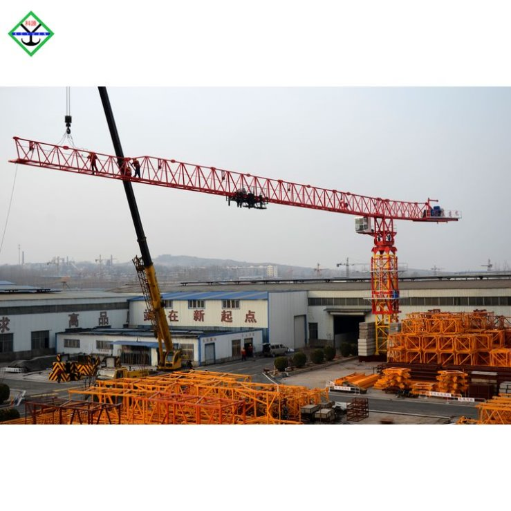 Competitive price hot sale promotion lifting mini luffing tower crane