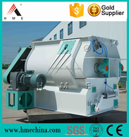 Automatic animal feed mixer