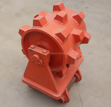 Diccount price High-strength wear-resisting material CSW compactor wheel excavator for sale