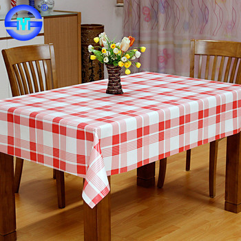 plastic table cloth color printing wholesale manufacturer pvc table cover guangzhou factory price
