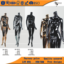 China free mannequins, cheap headless inflatable mannequin female