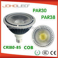 Aluminium par 30 light CRI 80 par30 cob led 10w par30 spotlight