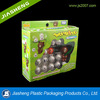 PVC PET PETG PP PS toy blister plastic packaging / wholesale clear toy packaging
