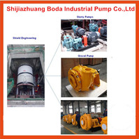 Pumps for Tunnel Shield and Pipe-Jacking Projects Slurry Pump