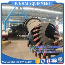 China Professional 1800m3/h 12inch Cutter Suction Dredger Machine and Equipment