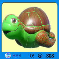 Large Turtle Inflatable Balloon Animals XPIH-33