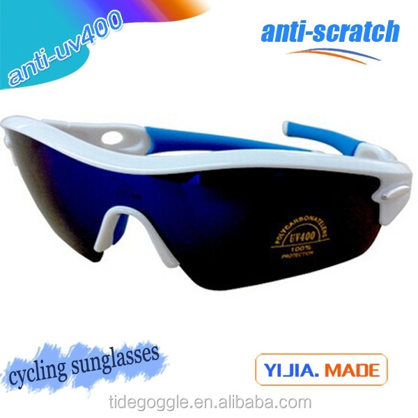 2014 new design sport racing sunglasses sports strap racing sunglasses prescription lens racing sunglasses