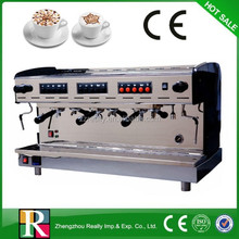 Good machine, commercial espresso coffee machine 3 group