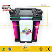 magic ball coin operated simulator lottery game machine by China manufacturer Wangdong(WD-E02)