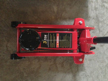 3 TON JACK, TROLLEY JACK 3T, CAR LIFT JACK 3TON