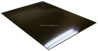 TA059 Stainless Steel Sheet with Tungsten Black Anti-fingerprint Resin