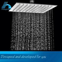 Highest Level Get Your Own Designed Top Square Shower Head Bath Accessories