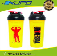 BPA free Protein Shaker Bottle/Wholesale Protein Shaker/500ML Shaker Cup