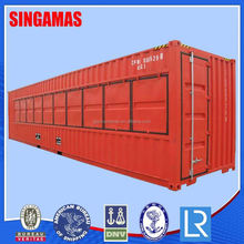 40HC Stable Prefabricated Container Houses Factory