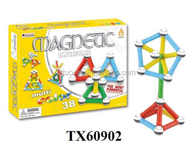 strong magic magnet stick toy