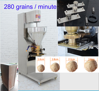 electric pork fish beef meatball rolling forming making machine in meat processing machine