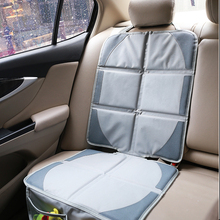 Top Quality Polyester Comfortable leather baby Car Seat Covers car seat protector