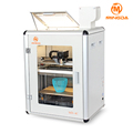 The Latest Version MINGDA MD-4C Large Build Size 30*20*20cm 5.0 Inch LCD Couch Screen Full Metal 3D Printer