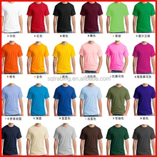 T shirt 100 cotton export quality
