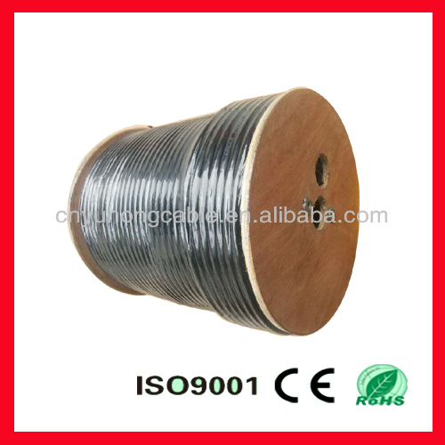 low attenuation thin rg6 coaxial cable cheap price