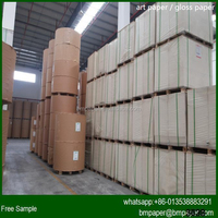 coated art paper indonesia