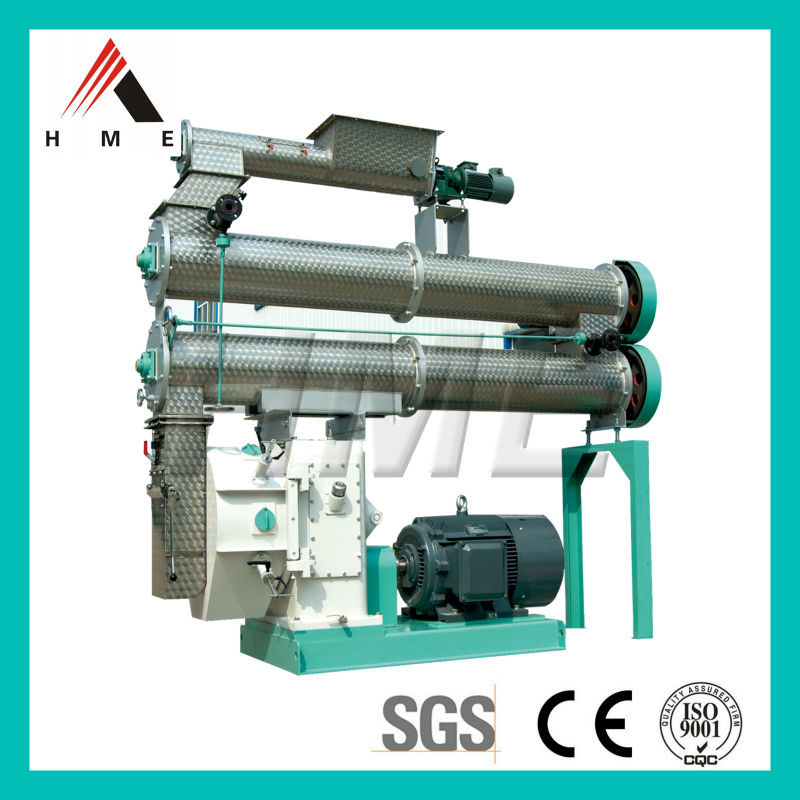 CE approved Hot sales used pellet mills 6-12 ton per hour ,ring die pellet machine best price