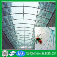 Polycarbonate solid sheet Type translucent polycarbonate sun sheet