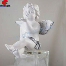 Small Angel Sculpture, Baby Angels, Angel Figurine