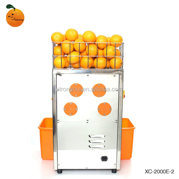 China Manufacturer Table Type Fruit Vegetable Juicer