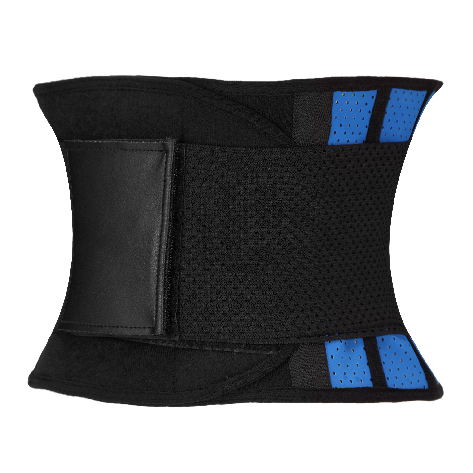 breathable latex xtreme power belt waist trainer tummy trimmer belt waist cincher