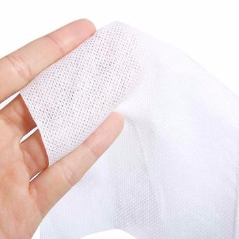 Factory Customized Plain Apeture Spunlace Cotton Nonwoven