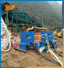 Automatical Concentrator Operate Easily Fine Gold Recovery Methods