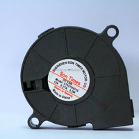 High Quality Micro 50mm Plastic Blower DC 50x50x15mm Fan