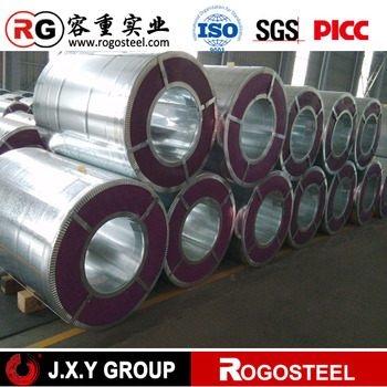DX52D Z100 mini spangle galvanized steel coil in HS code