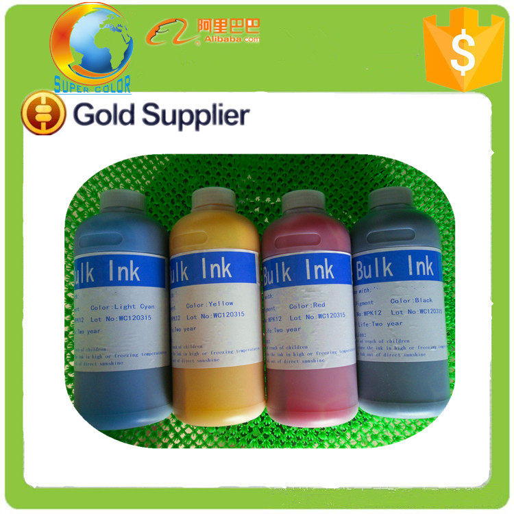 Alibaba Best wholesales Vivid pigment ink for Canon IPF8000 9000 pigment ink