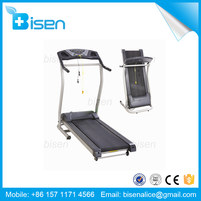 BS-HDP-05 Physical Rehabilitation Therapy Support Walking Medical Treadmill With Slow Motion