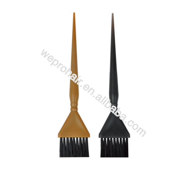 Wholesale salon hair tinting brushes hair coloring brushes