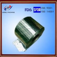 Drug foil for the tablets packing aluminum foil material