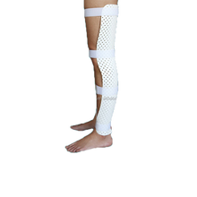 Thermoplastic Sheets Medical Perforated Splinting Material Orthopedic Fracture Replace Polymer Splint with FDA CE