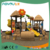 Safety Kindergarden Equipment Funny Straw House For Kids