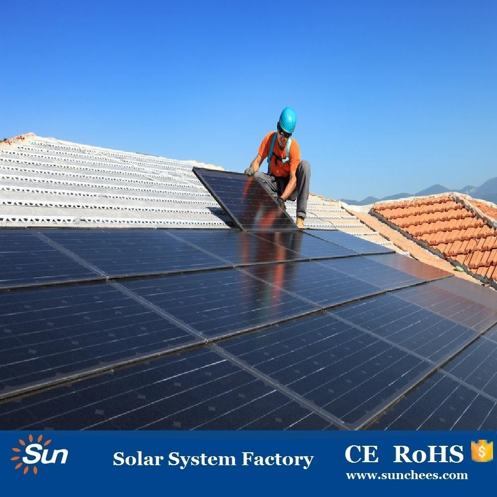 20kw solar pv power plant/pv mounting system/20000w solar energy systems for farm