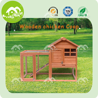 quality assured outdoor wooden rabbit hutch