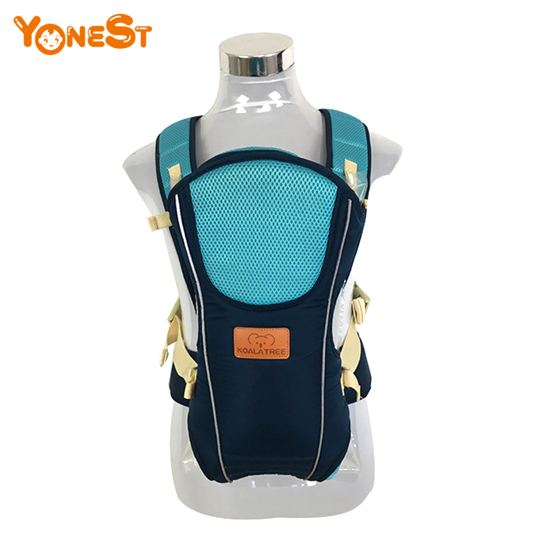 korea baby products 3-24 month 3 in 1 graco foldable backpack baby carrier